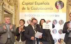 La Capitalidad Gastronómica de León tendrá una 'digestión pesada' y los resultados «no se verán este año»