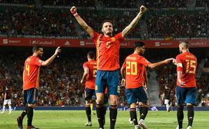 España tiene savia nueva y pegada
