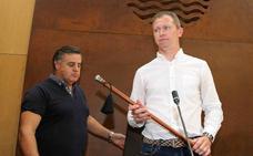 Jorge Pérez, alcalde de Villaquilambre: «No vamos a esperar a que pase el tiempo culpando a los que estaban antes»