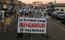 Valderas vuelve a clamar contra la «precariedad sanitaria» de los pueblos de la provincia