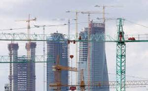 Una de cada cuatro empresas creadas en España se dedica a la construcción