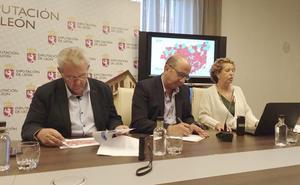 La provincia de León cuenta con 153 municipios que sufren un grave problema de desabastecimiento