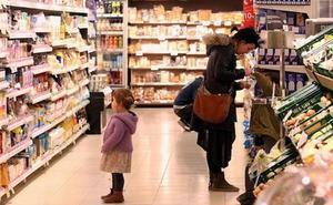 Los precios de los productos básicos aumentan un 2,6 por ciento en un año en la provincia de León