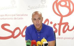 El PSOE acusa a Cs de estar dentro de la Enredadera con un contrato informático adjudicado por Villarroel