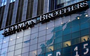 Más paro y menos salario, la herencia de Lehman Brothers diez años después de su quiebra
