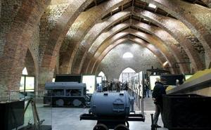 Restaurando el patrimonio en el Museo de la Siderurgia y la Minería