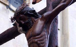 El Cristo de la Bienaventuranza vivirá la Exaltación