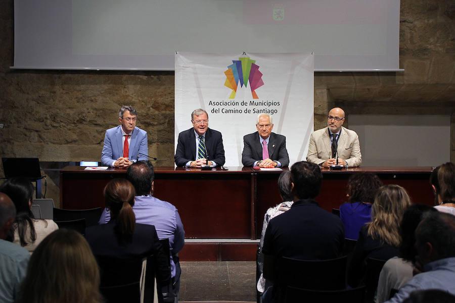 Inauguración de la Mesa técnica interinstitucional del Camino de Santiago en León