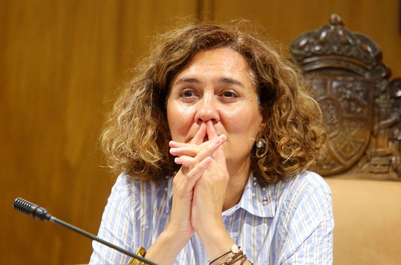 Merayo pide «sensatez» a la oposición para no perder inversiones por valor de tres millones de euros