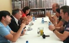 IU San Andrés muestra su apoyo a la lucha de los trabajadores de Vestas