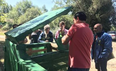 El Ayuntamiento de Carrocera enseña a transformar residuos domésticos en abonos orgánicos