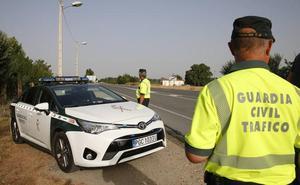 Las fuerzas de seguridad del Estado buscan al autor del atropello mortal de Pelarródriguez