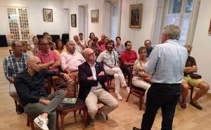 La Casa de León en Madrid acoge la presentación del libro 'Utopía de las drogas…un regalo envenenado'