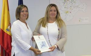 Milagros Marcos apuesta en Europa por la figura del agricultor profesional por medio de la PAC