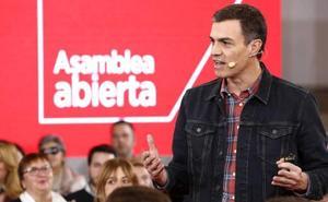 Marcos afirma sobre la tesis de Pedro Sánchez que «cada uno es responsable de sus actuaciones»
