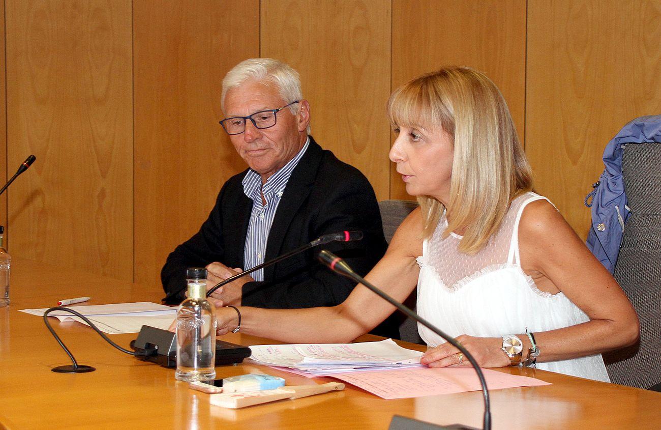 El PSOE suspende de militancia en el partido a María Eugenia Gancedo por su implicación en la 'Enredadera'