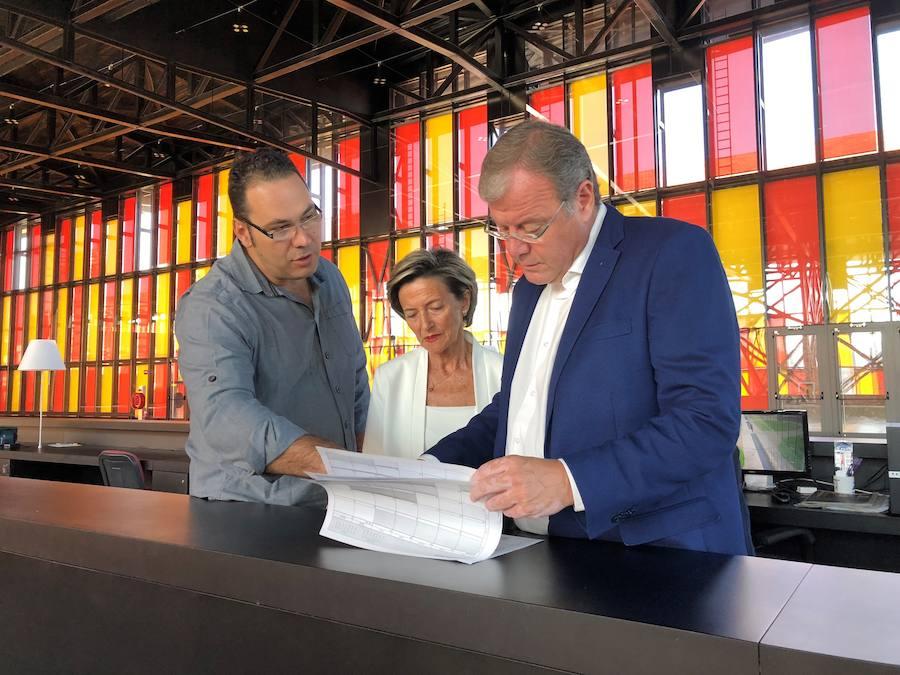Comparecencia de Antonio Silván para informar sobre el Palacio de Exposiciones de León