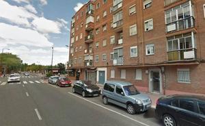 Un estudiante Erasmus, ingresado tras caer desde un sexto piso en Valladolid