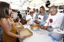 Tradicional Alubiada en La Bañeza