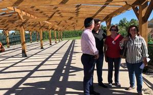 Los 176 huertos de la Candamia mantienen una lista de espera de 100 solicitudes
