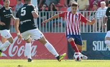 Atlético B - Cultural, en directo