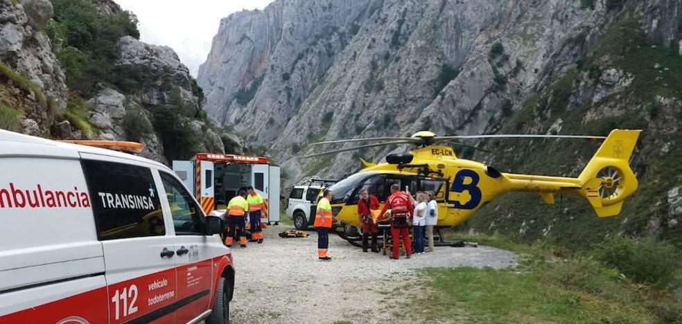 Localizan muerto en Picos de Europa un hombre que se perdió este sábado cuando hacía una ruta en la vertiente asturiana