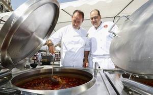 La alubia se consolida como el motor económico de La Bañeza en una nueva edición de la Feria Agroalimentaria