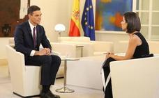 Sánchez deja en el aire las elecciones porque no quiere atarse las manos
