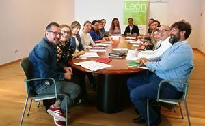 El Ayuntamiento de León avanza en la implementación local de la Estrategia de Promoción de la Salud