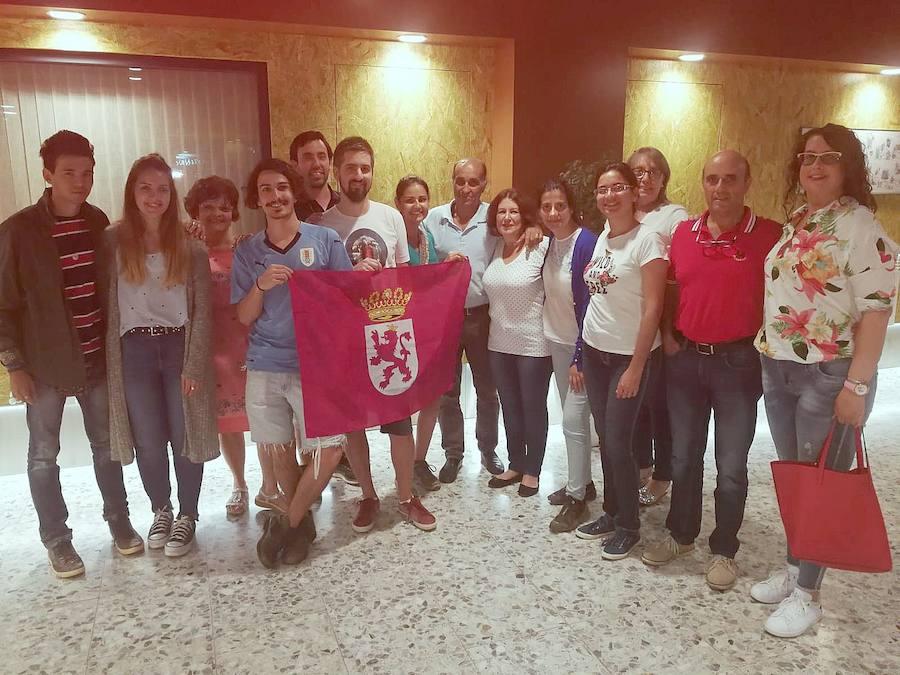 Los recuerdos y el pasado se hacen presente en León con el Programa Encuentro