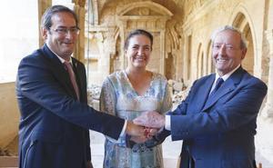 Junta, Promonumenta y el Ayuntamiento de Mansilla Mayor promueven la conservación del monasterio de Sandoval