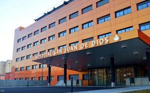 El Hospital San Juan de Dios de León gana uno de los premios 'Solidarios Once Castilla y León 2018'