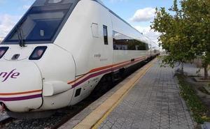 Las obras en el túnel de Los Corrales obligan a un ajuste del servicio ferroviario entre León y Ponferrada