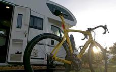 Piru, el ciclista de Vestas, pasa de 'el infierno del norte' a cruzar Bélgica en un sólo día