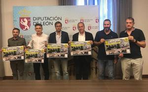La Diputación presenta la IX Carrera de Relevos Camino de Santiago que se celebrará en Molinaseca