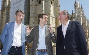 «Pablo Casado no es conservador es un político con las ideas claras y sin ambigüedad»