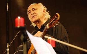 Amancio Prada y su 'Cántico espiritual' homenajean a la Universidad de Salamanca en su 800 aniversario
