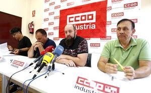 CCOO alerta de la «muerte» de León y acusa al Gobierno de liquidar al carbón sin «planificación y sin generar alternativas»