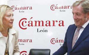 La Cámara de Comercio apuesta por traer a León emigrantes formados en el país de origen