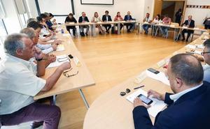 Del Olmo exige al Gobierno de España que supla el cierre de la minería con 1.000 puestos de empleo