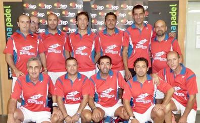 El Tenis5Pádel Transleyca, a por todas en el Campeonato de España de Veteranos de 2ª categoría