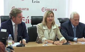 Del Olmo no se postula a la alcaldía de Valladolid: «No estoy en eso, me quedan meses durísimos»