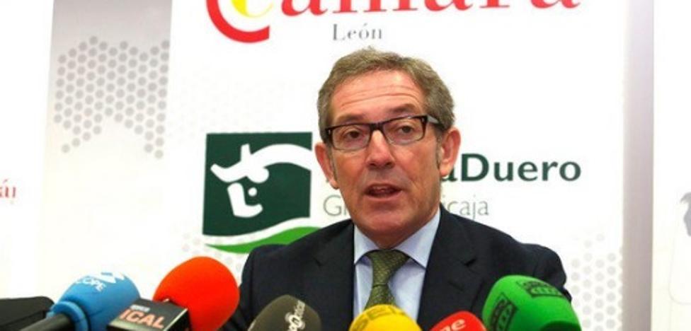 El candidato oficial de Fele a liderar la Cámara de Comercio de León, Javier Vega, es nombrado presidente de la institución cameral