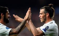Brilla el campeón, relanzado por Isco y Bale