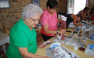 Los vecinos del Ayuntamiento de Valderrey mantienen vivos sus pueblos con la interrelación y el aprendizaje