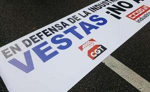Gobierno y Vestas negocian un plan, sin apoyo sindical, para mitigar el daño laboral en Villadangos