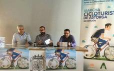 Astorga celebra su XXI Marcha Cicloturística dentro de la Semana de la Movilidad Europea por La Vega del Tuerto