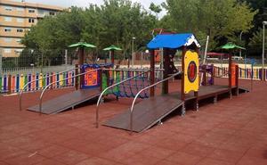 Ciudadanos critica que el PP todavía no haya ejecutado el parque infantil adaptado en Cantamilanos