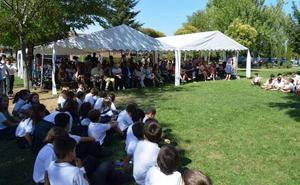 Peñacorada inaugura el curso apostando fuerte por conseguir que sus alumnos sean buenos comunicadores