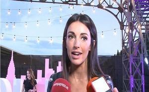 Noelia López, soltera, pero con ganas de enamorarse